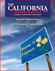 ASCCA CALIFORNIA INDEPENDENT – SPRING 2018 ISSUE AVAILABLE NOW!